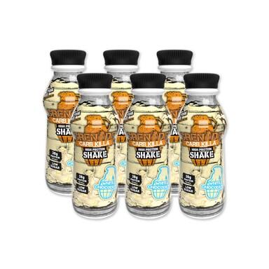 Grenade Carb Killa Shake White Choc 6 x 500ml