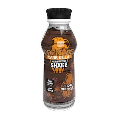 Grenade Carb Killa Shake Fudge Brownie 500ml