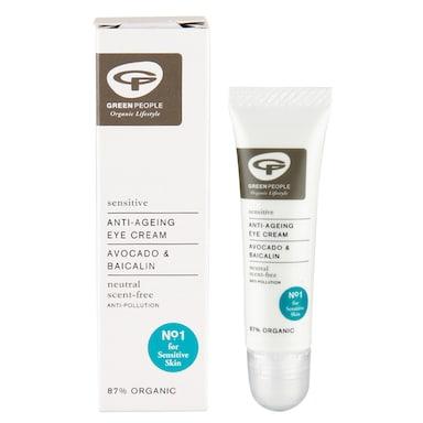 Green People Scent Free Anti-Ageing Eye Cream 10ml