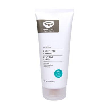 Green People Scent Free Shampoo 200ml