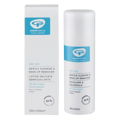 Green People Gentle Cleanse & Make Up Remover 150ml