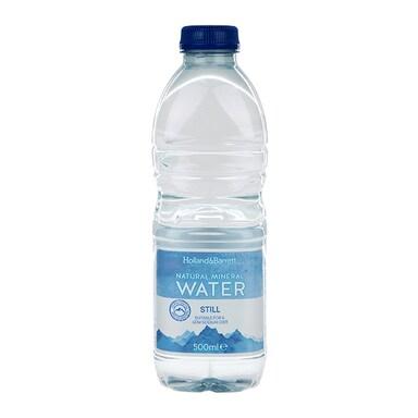 Holland & Barrett Natural Mineral Water 500ml