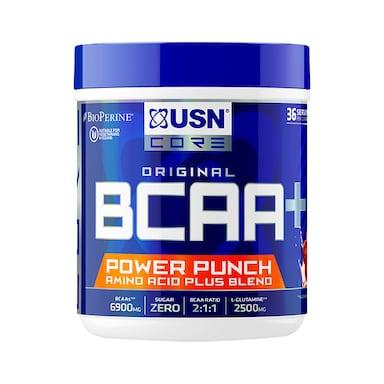 USN BCAA+ Power Punch Cherry 400g