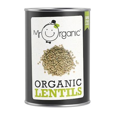 Mr Organic Organic Lentils 400g