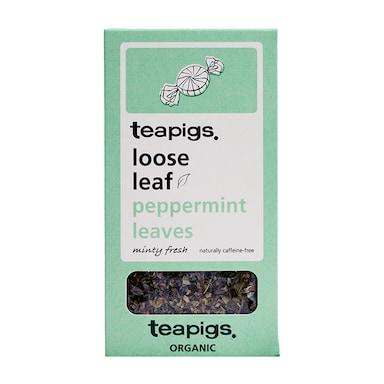 teapigs Peppermint Leaves Loose Leaf Tea 50g