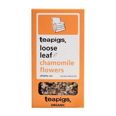teapigs Chamomile Flowers Loose Leaf Tea 50g