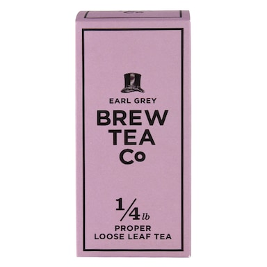 Brew Tea Co. Earl Grey Loose Leaf Tea 113g