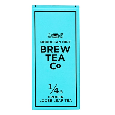 Brew Tea Co. Moroccan Mint Loose Leaf Tea 113g