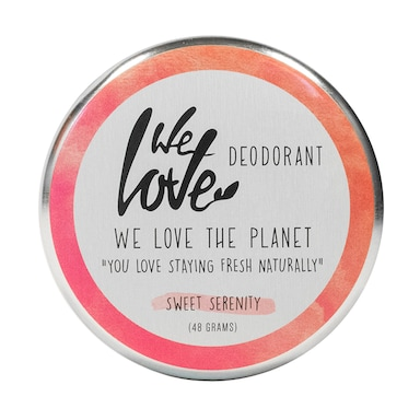 We Love The Planet Deo Tin Sweet Serenity 48g