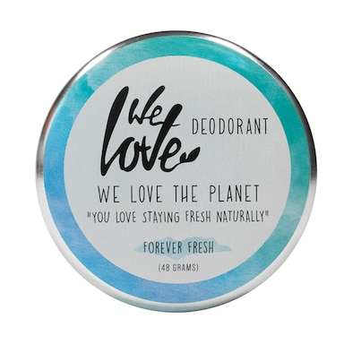 We Love The Planet Deo Tin Forever Fresh 48g