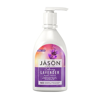 Jason Lavender Body Wash Calming 887ml