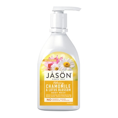 Jason Relaxing Chamomile and Lotus Blossom Wash 887ml