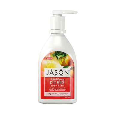 Jason Citrus Body Wash - Revitalizing 887ml