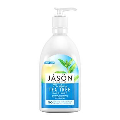 Jason Tea Tree Hand Soap - Purifying 473ml