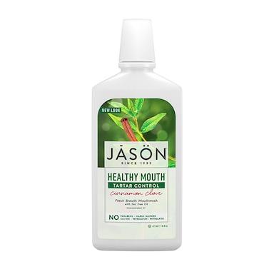 Jason Healthy Mouth Tartar Control Mouthwash 473ml
