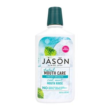 Jason Total Protection Sea Salt Mouthwash 473ml