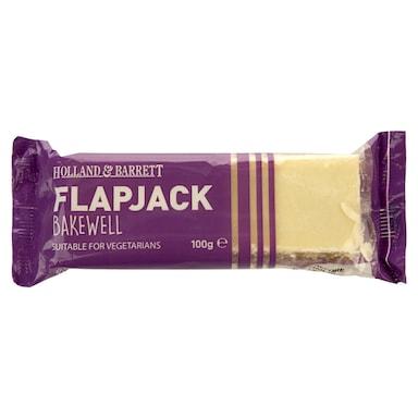 Holland & Barrett Bakewell Flapjack 100g
