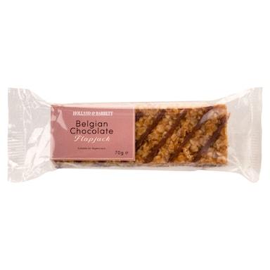 Holland & Barrett Belgian Chocolate Flapjack 70g