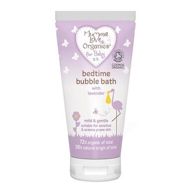 Mumma Love Organics Baby Bedtime Bubble Bath 200ml