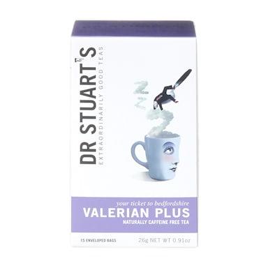 Dr Stuarts Valerian Plus 15 Tea Bags