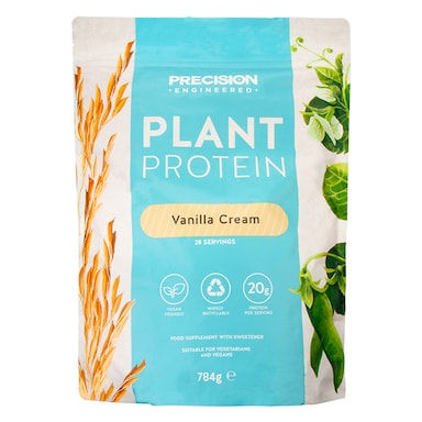 Precision Engineered Plant Protein Vanilla Cream 784g