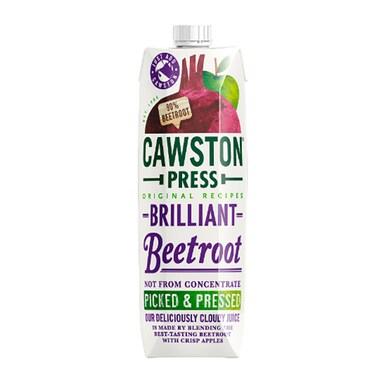 Cawston Brilliant Beetroot Juice 1Ltr