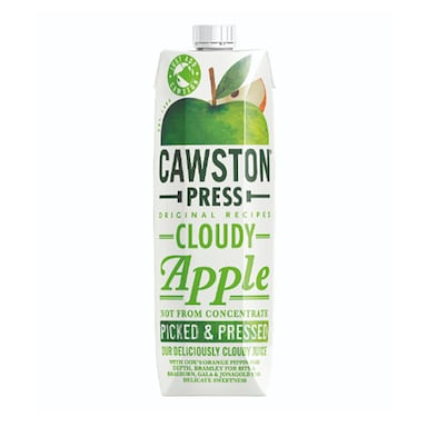 Cawston English Apple Juice 1Ltr