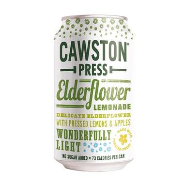 Cawston Sparkling ElderLemonade Can 330ml