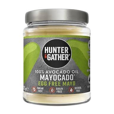 Hunter & Gather Mayocado - EggFree Avocado Oil Mayo 175g
