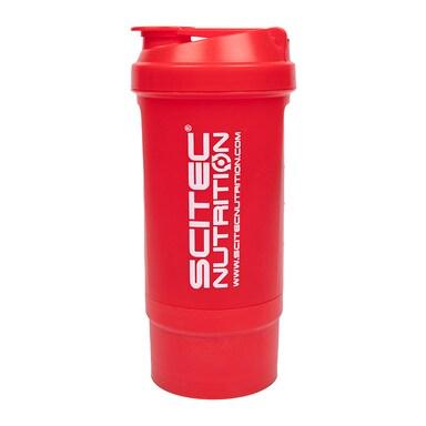 Scitec Nutrition Traveller Shaker 500ml Red