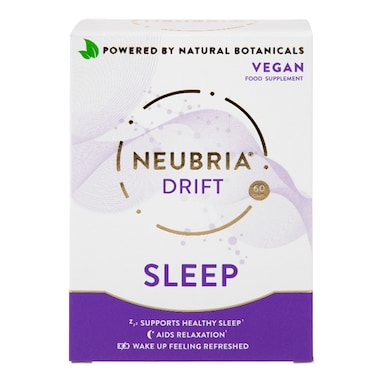 Neubria Drift Sleep Vegan 60 Capsules