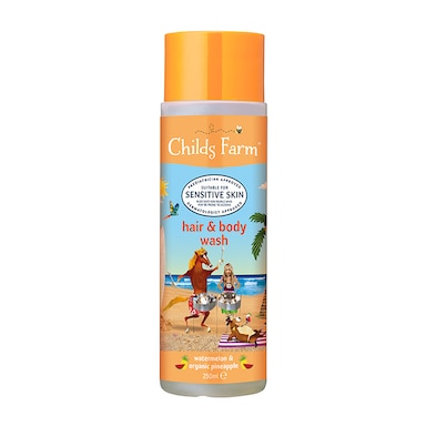 Childs Farm - Hair & Body Wash - Watermelon & Pineapple 250ml