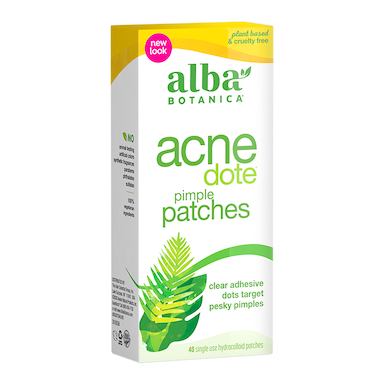 Alba Botanica Acnedote Pimple Patches 40 Pack