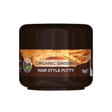 Dr Organic Ginseng Hair Style Putty 75ml