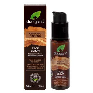 Dr Organic Ginseng Face Serum 50ml