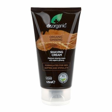 Dr Organic Ginseng Shaving Cream 125ml