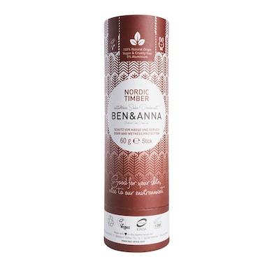 Ben & Anna - Nordic Timber Deodorant 60g