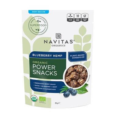 Navitas Power Snacks - Blueberry Hemp 99g