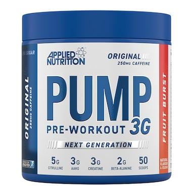Applied Nutrition Pump Pre Work Out Fruit Burst 375g