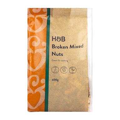 Holland & Barrett Broken Mixed Nuts 400g