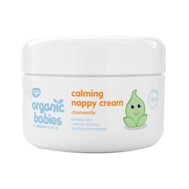 Green People Nappy Cream Baby Balm 50ml