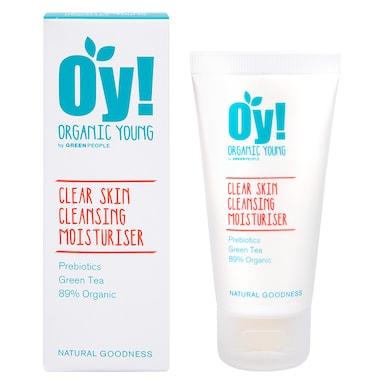 Green People Oy! Clear Skin Cleansing Moisturiser 50ml