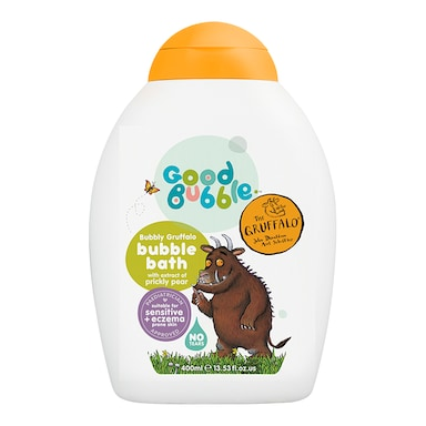 Bubbly Gruffalo Bubble Bath with Prickly Pear Extract 400ml