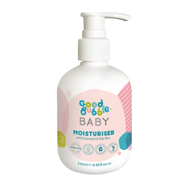 Good Bubble Baby Cottonseed and Aloe Vera Moisturiser 250ml