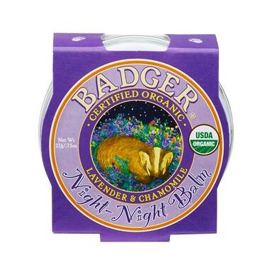 Badger Mini Night Balm 21g