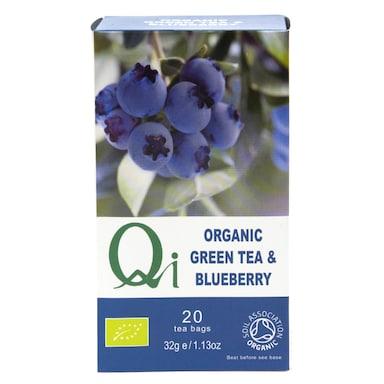 Herbal Health Green Tea & Blueberry - Organic 20 Bags