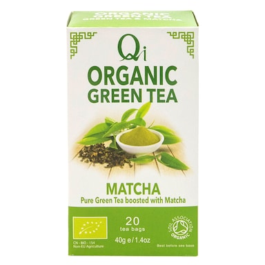 Herbal Health Green Tea & Matcha 20 Bags