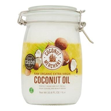 Coconut Merchant Premium Latched Coconut Oil 1Ltr