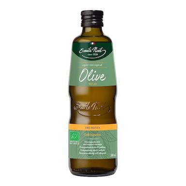Emile Noel Organic Mild Olive Oil 500ml