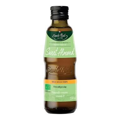 Emile Noel Organic Virgin Sweet Almond Oil 250ml